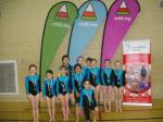 Primary Gymnastics Competition